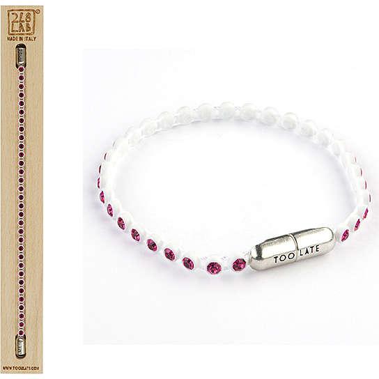 bracelet femme bijoux Too late Pingpong Colors 8052745220917
