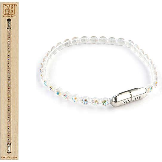 bracelet femme bijoux Too late Pingpong Colors 8052745220931