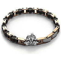 bracelet homme bijoux 4US Cesare Paciotti 4UBR1607
