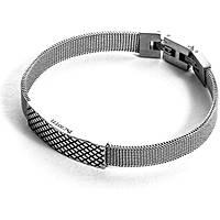 bracelet homme bijoux 4US Cesare Paciotti 4UBR1716
