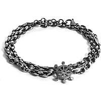 bracelet homme bijoux 4US Cesare Paciotti 4UBR1721