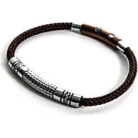 bracelet homme bijoux 4US Cesare Paciotti 4UBR1735
