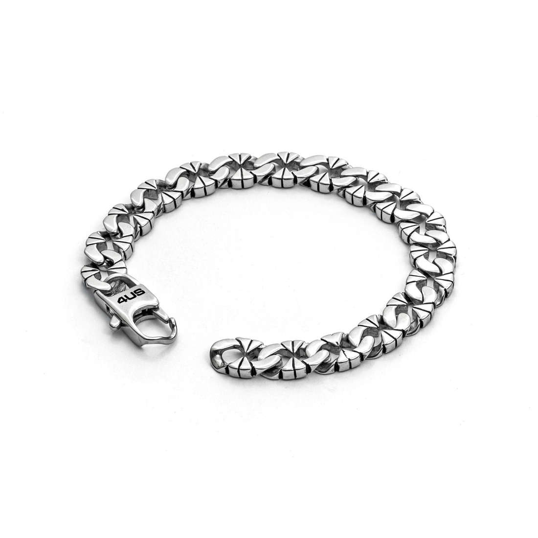 bracelet homme bijoux 4US Cesare Paciotti 4Us Jewels 4UBR1522