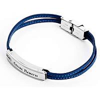 bracelet homme bijoux 4US Cesare Paciotti Leather Tapes 4UBR1057
