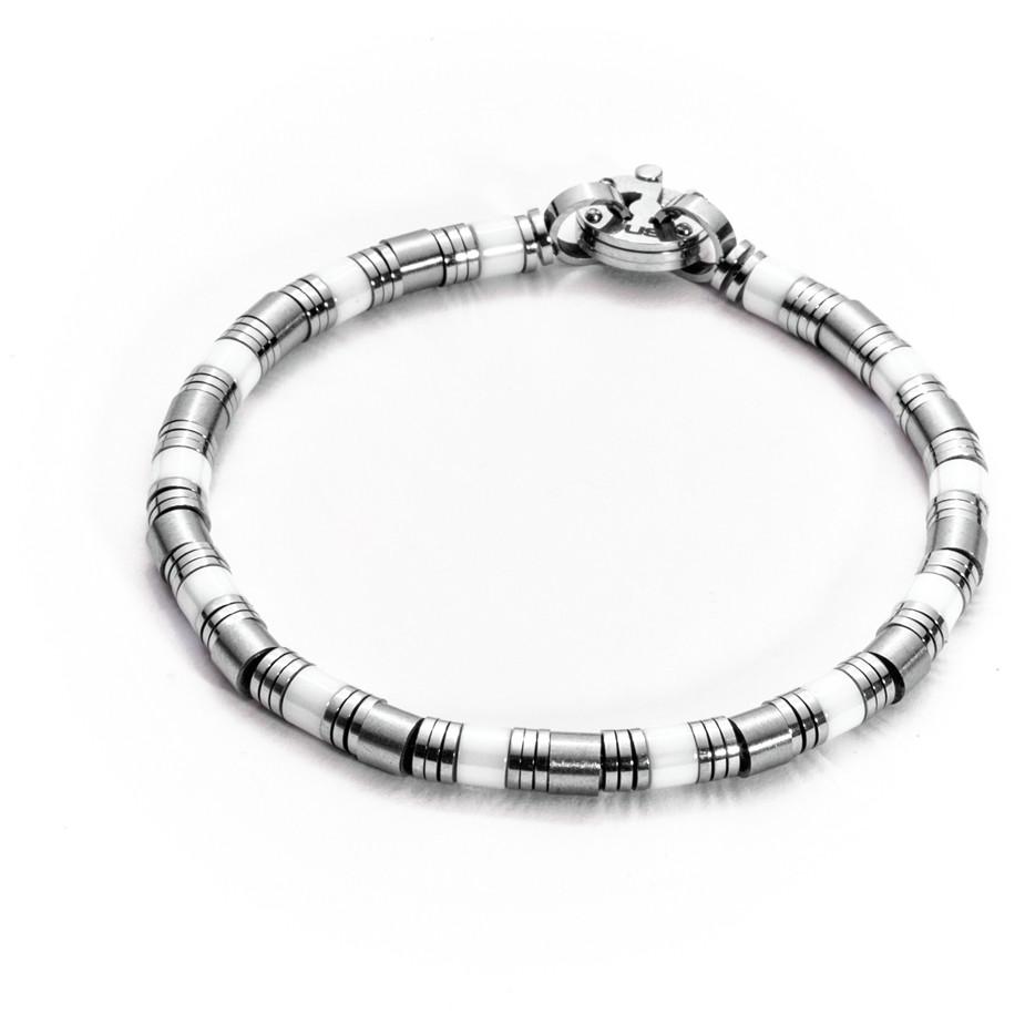 bracelet homme bijoux 4US Cesare Paciotti Steel 4UBR1326