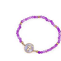 bracelet homme bijoux Amen Madreperle BREMPRV1