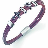 bracelet homme bijoux Amen Uomo BR305-M