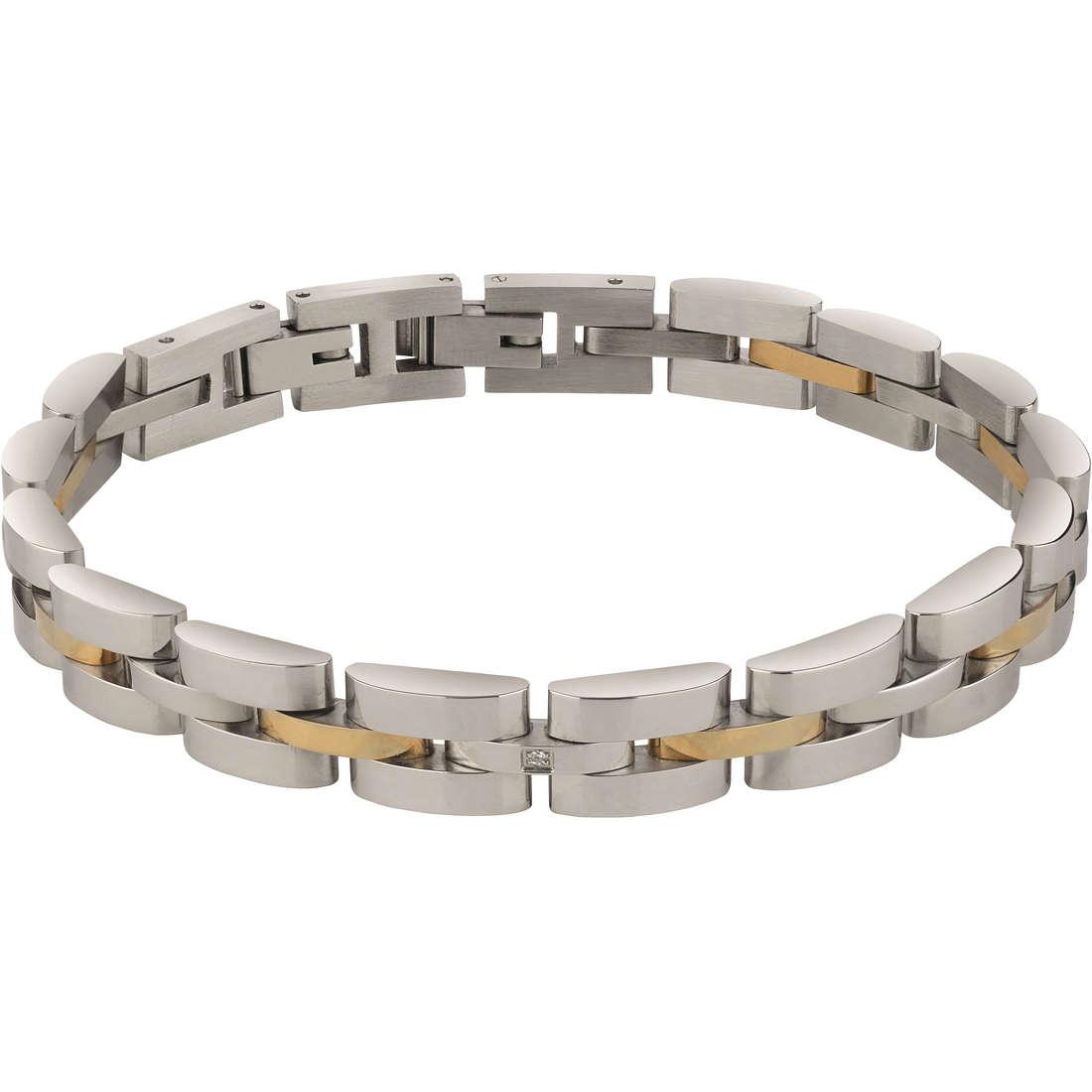 bracelet homme bijoux Bliss Admiral 20071725