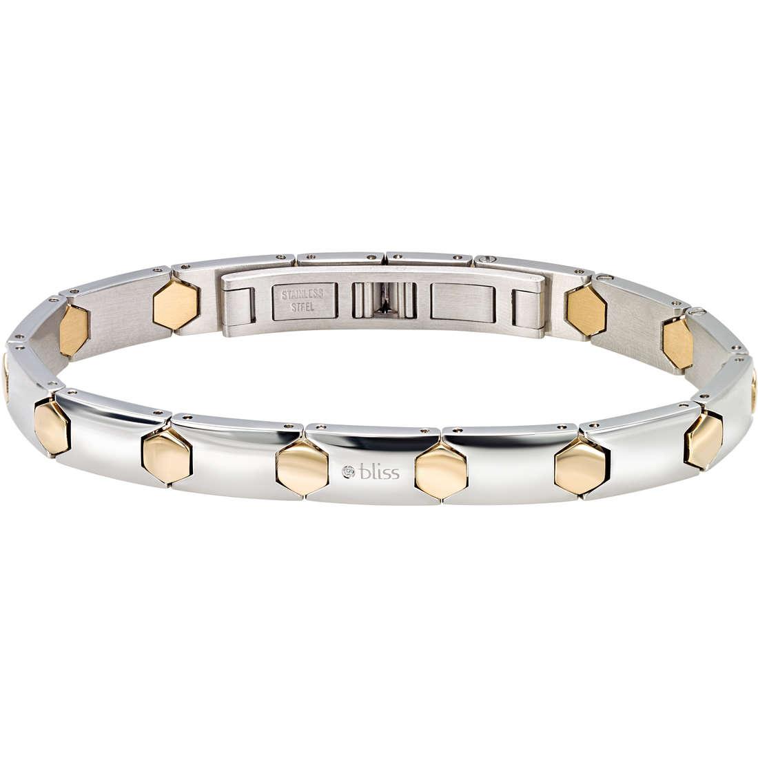 bracelet homme bijoux Bliss Meccano 20057521