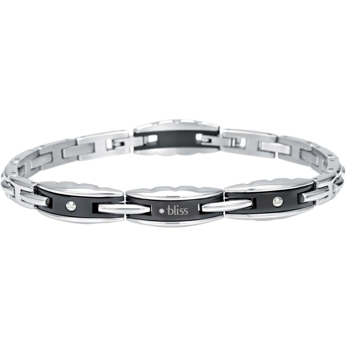 bracelet homme bijoux Bliss Rebel 20059872