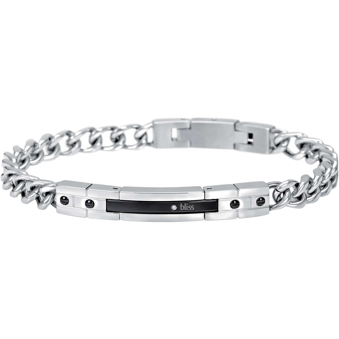 bracelet homme bijoux Bliss Rebel 20059874