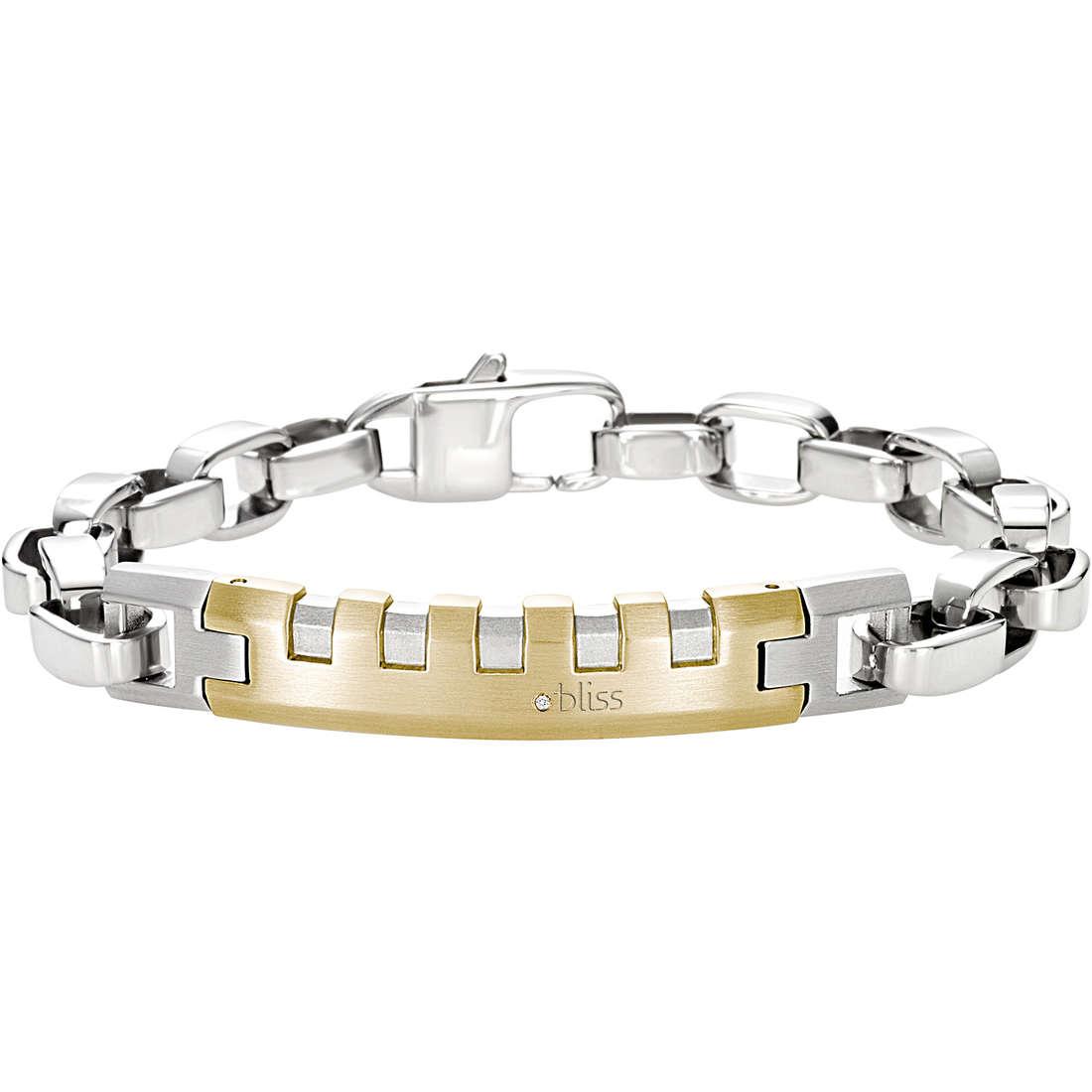 bracelet homme bijoux Bliss Speedway 20061546