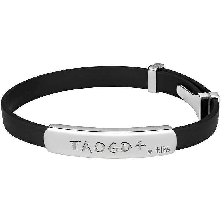 bracelet homme bijoux Bliss taogd+ 20043282