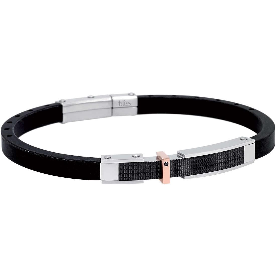 bracelet homme bijoux Bliss Urban Tag 20069460
