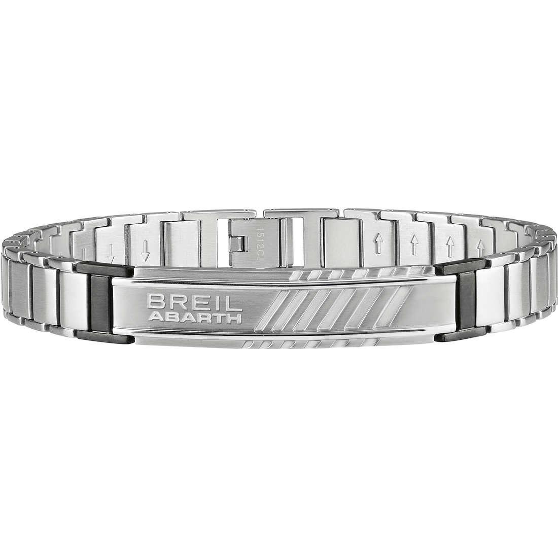 bracelet homme bijoux Breil Abarth TJ1869