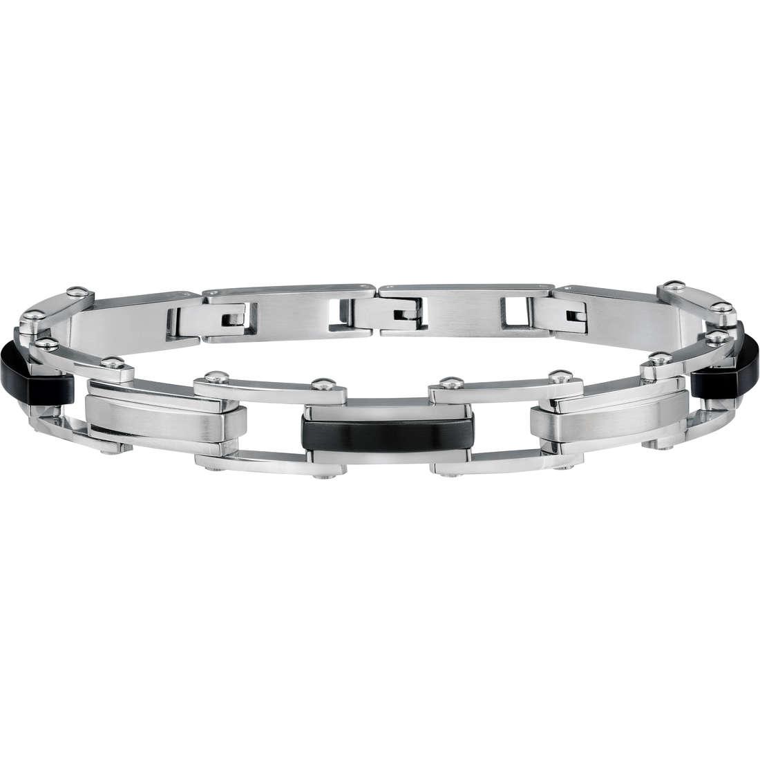 bracelet homme bijoux Breil Be Black TJ1920