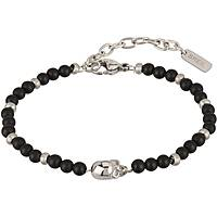 bracelet homme bijoux Breil Black Onyx TJ2406