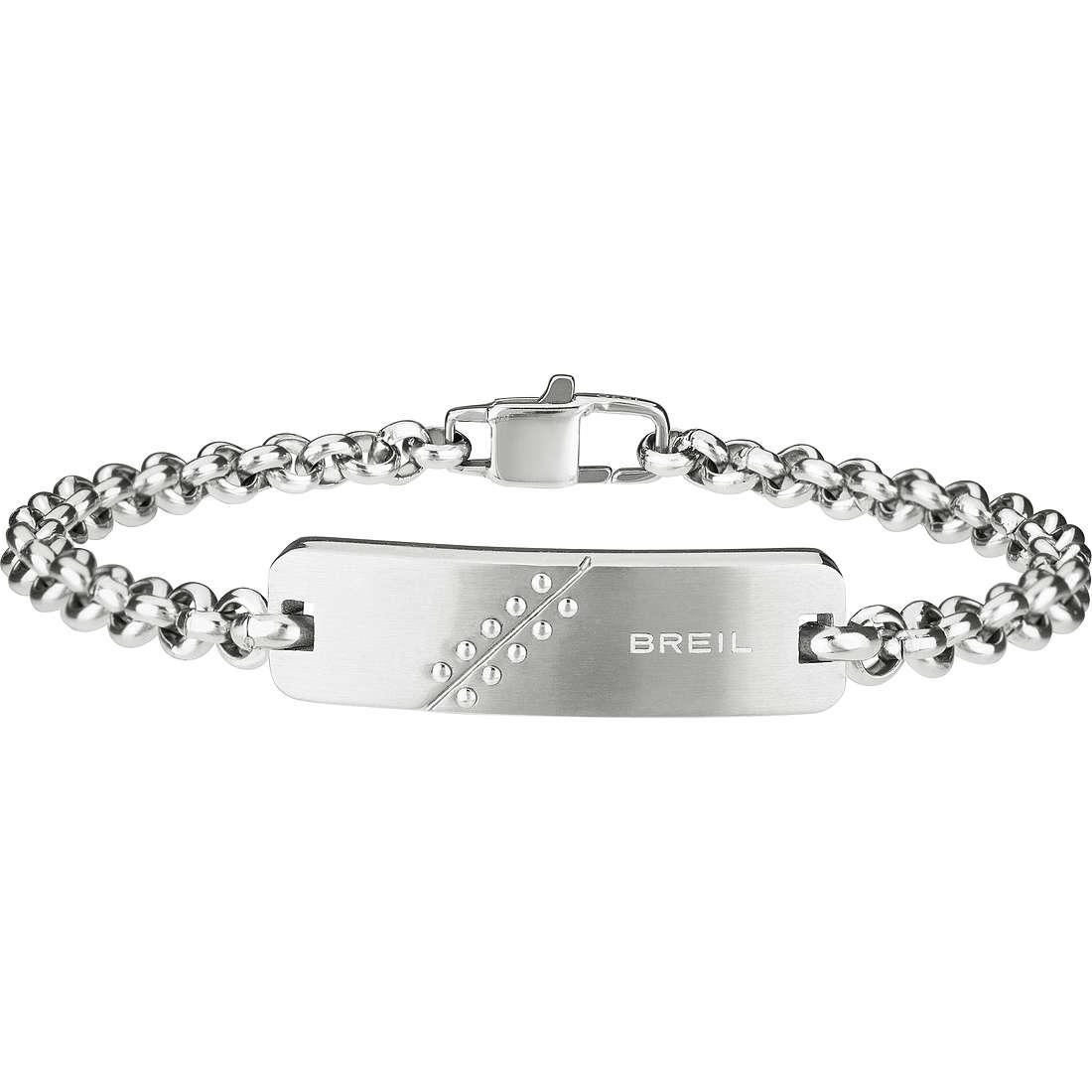 bracelet homme bijoux Breil Bodywork TJ1824
