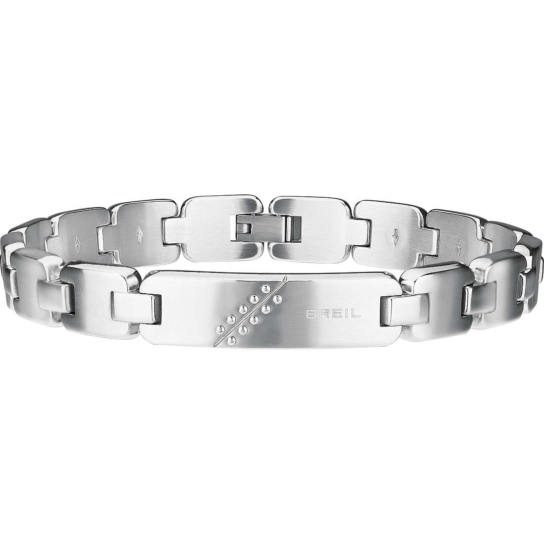 bracelet homme bijoux Breil Bodywork TJ1825