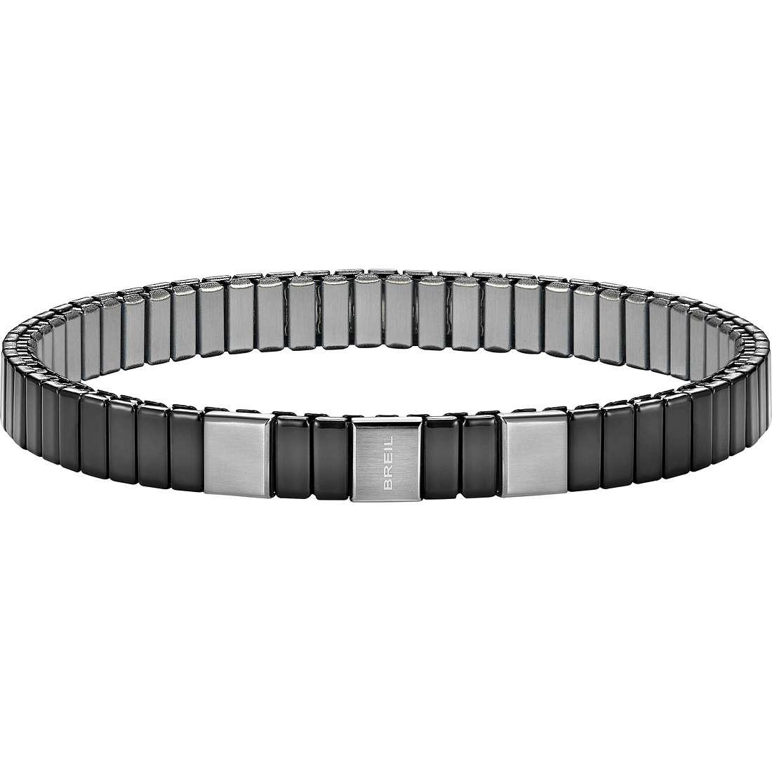 bracelet homme bijoux Breil Ceramic TJ1666