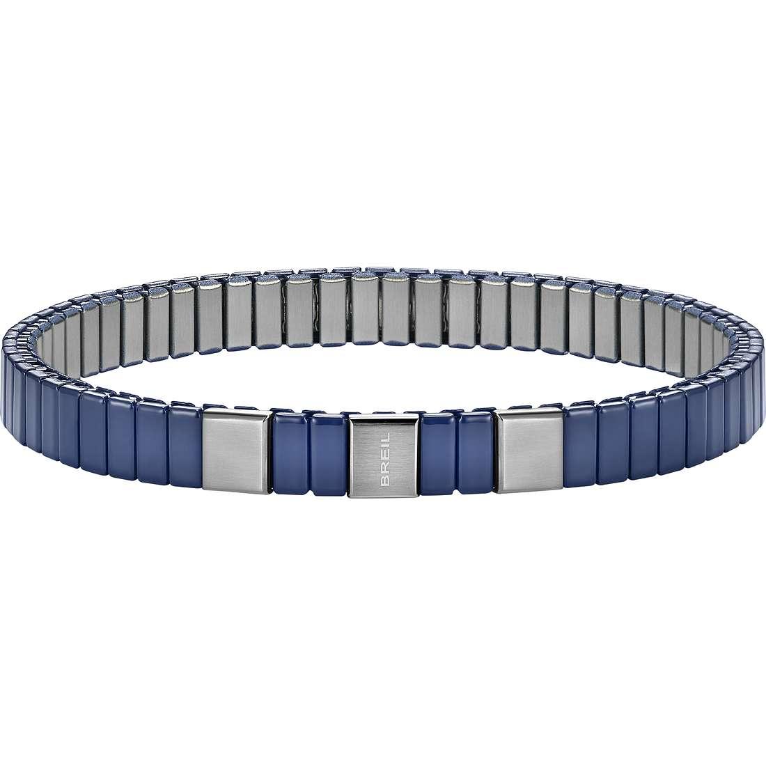 bracelet homme bijoux Breil Ceramic TJ1667
