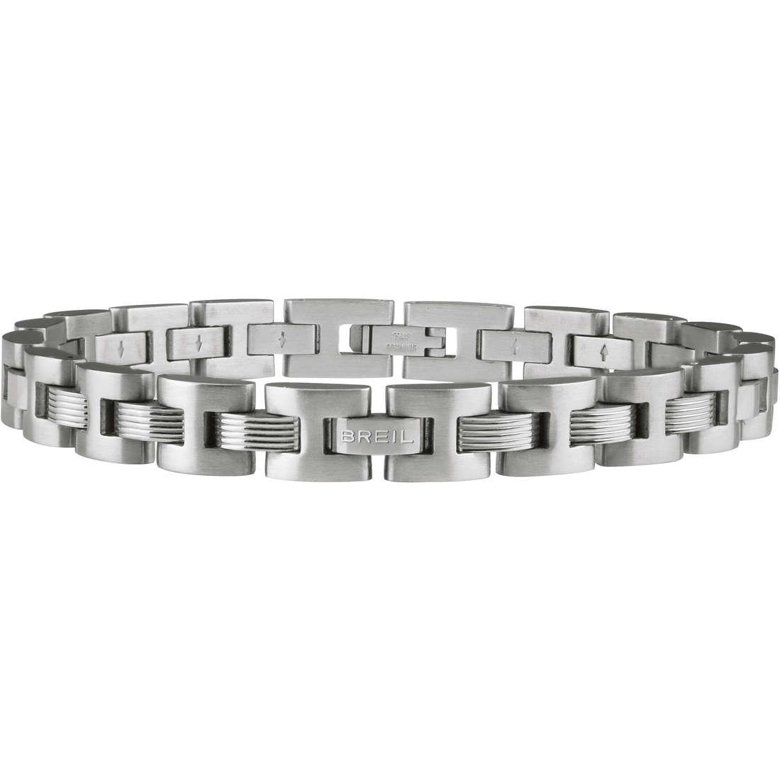 bracelet homme bijoux Breil Enraged TJ1864