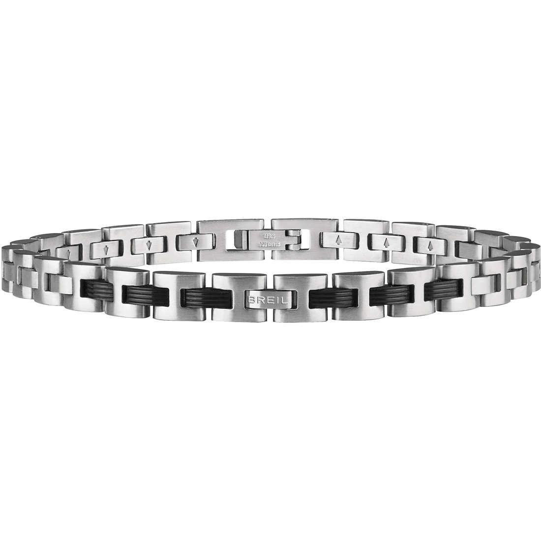 bracelet homme bijoux Breil Enraged TJ1865