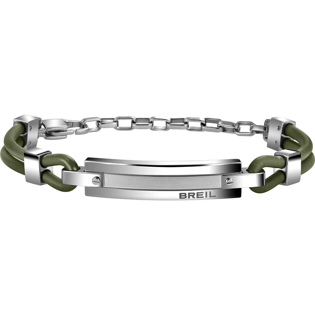 bracelet homme bijoux Breil New Bridge TJ1506