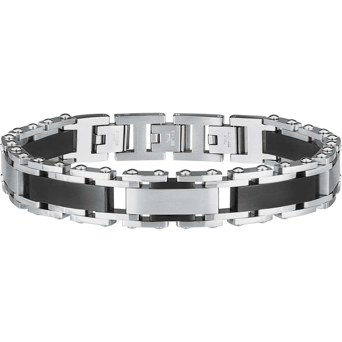 bracelet homme bijoux Breil Pilot TJ1932