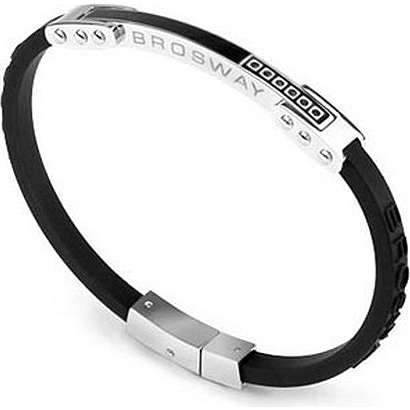 bracelet homme bijoux Brosway Ares BAE05