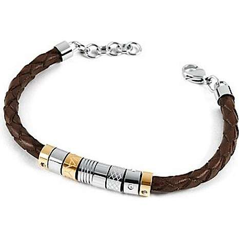 bracelet homme bijoux Brosway Bullet BUL14