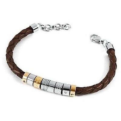 bracelet homme bijoux Brosway Bullet BUL14S