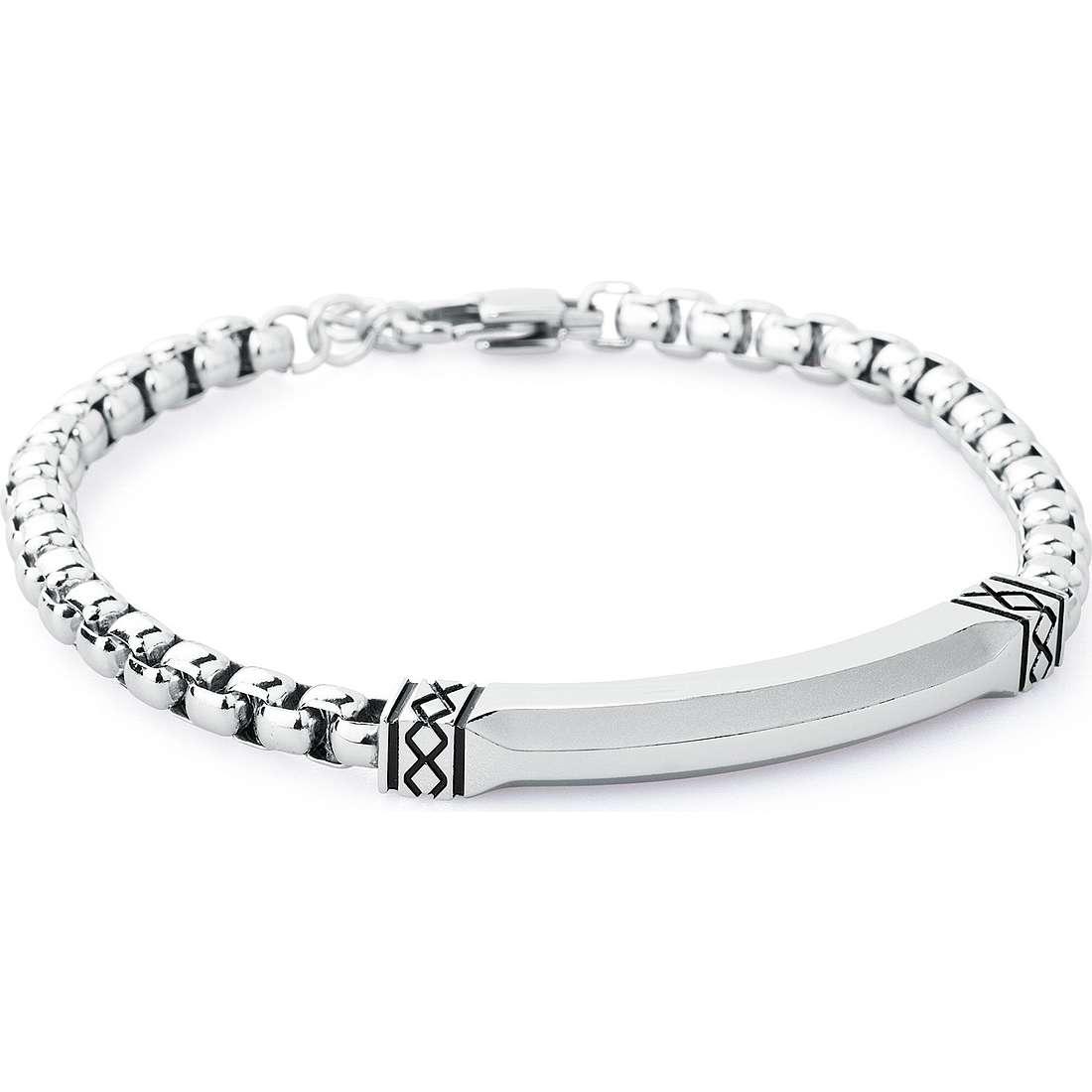 bracelet homme bijoux Brosway Cheyenne BCY12