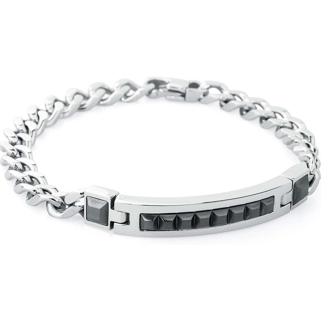 bracelet homme bijoux Brosway Cheyenne BCY16