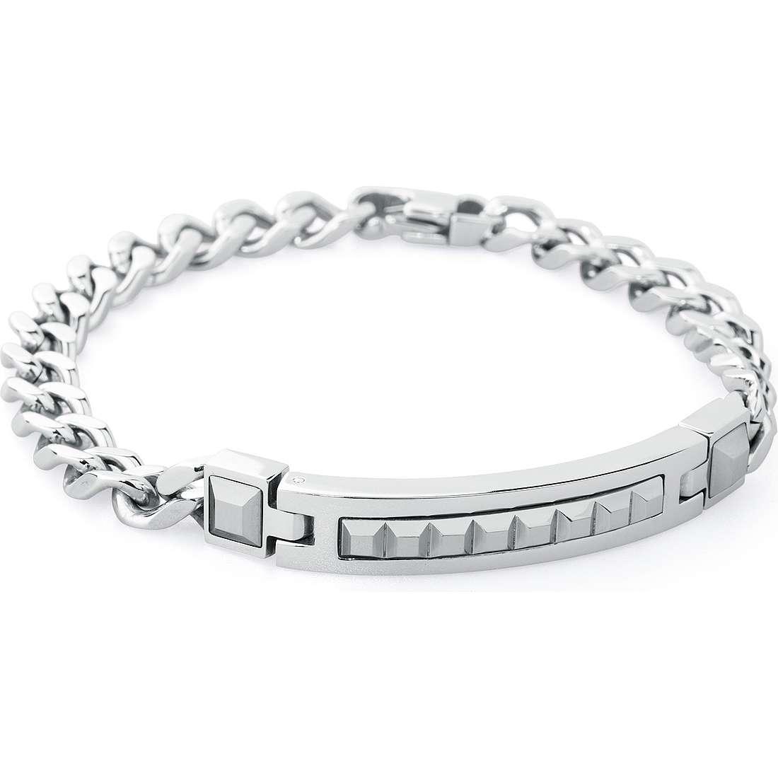 bracelet homme bijoux Brosway Cheyenne BCY18