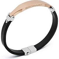 bracelet homme bijoux Brosway Class BCL13P