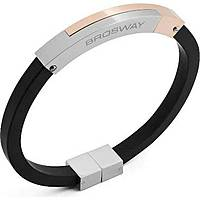 bracelet homme bijoux Brosway Class BCL23P