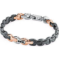 bracelet homme bijoux Brosway Diapason BDP14S