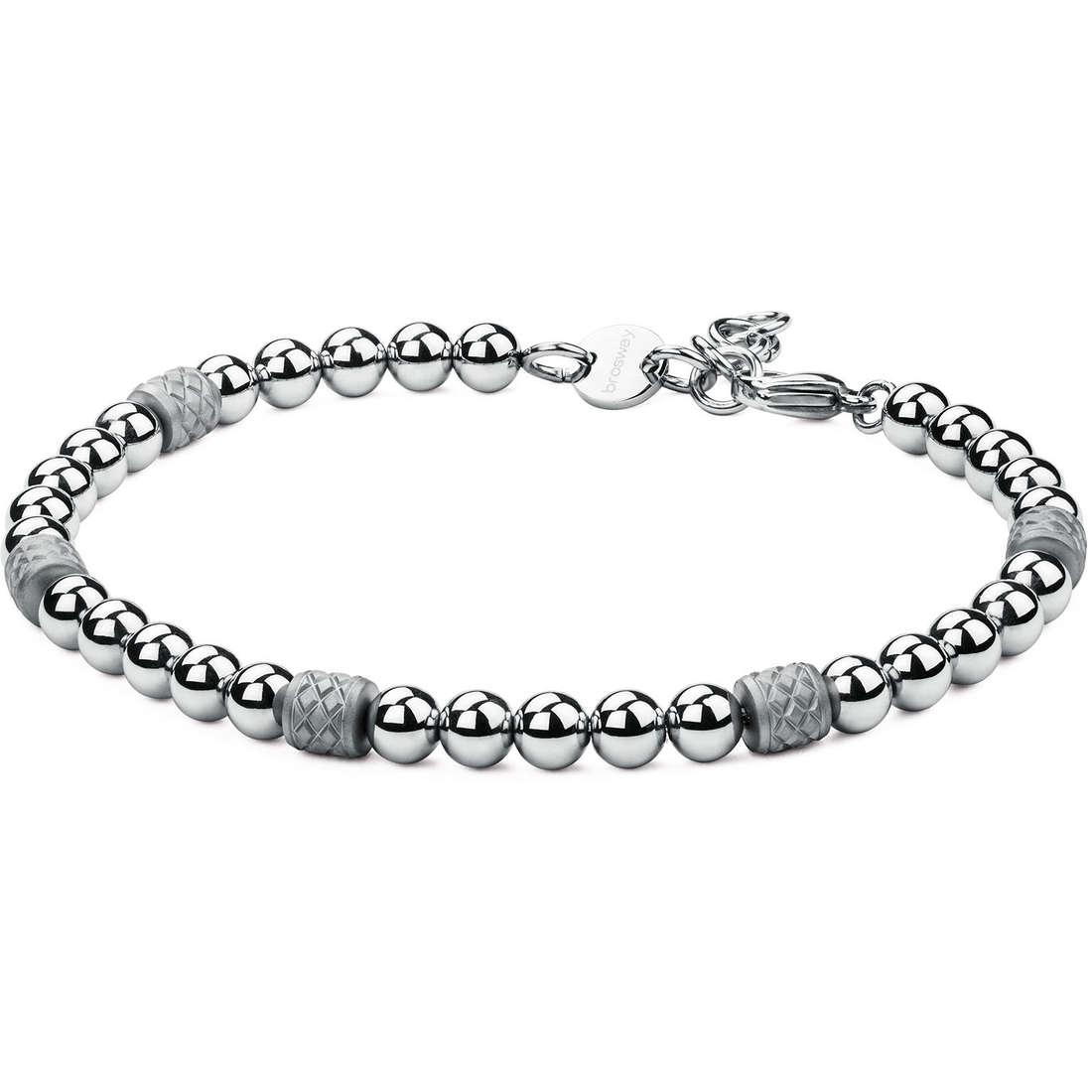 bracelet homme bijoux Brosway HIMALAYA BHY11