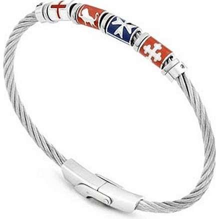 bracelet homme bijoux Brosway Maestrale BME01