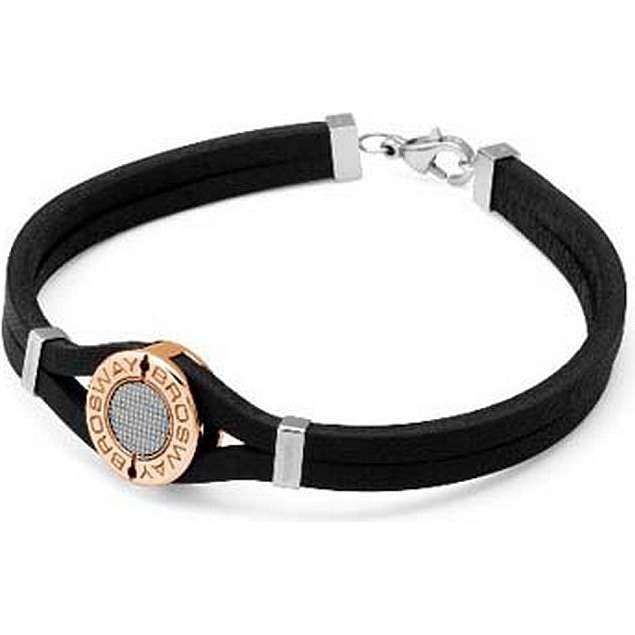 bracelet homme bijoux Brosway Symmetry BSY12