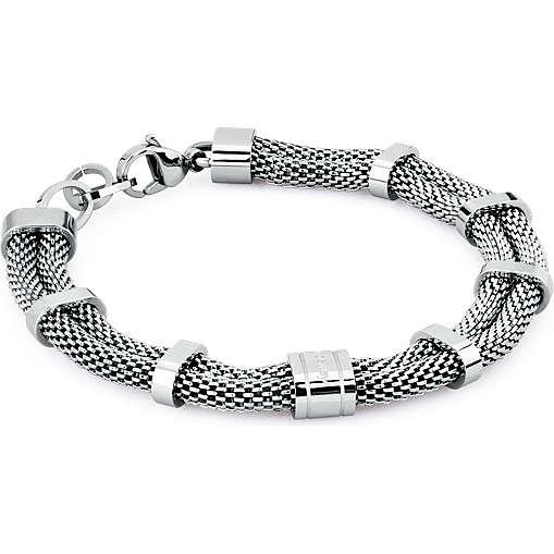 bracelet homme bijoux Brosway WORM BWM13