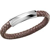 bracelet homme bijoux Calvin Klein Bewilder KJ2BCB09020M