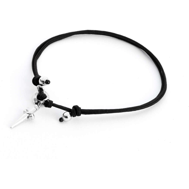 bracelet homme bijoux Cesare Paciotti Circle Crop JPBR1133B