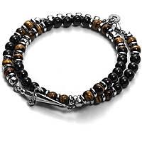 bracelet homme bijoux Cesare Paciotti Ideals JPBR1412B