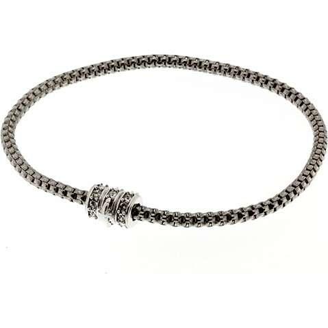 bracelet homme bijoux Cesare Paciotti JPBR0755D