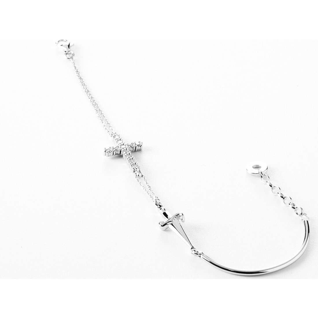 bracelet homme bijoux Cesare Paciotti JPBR0949B