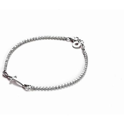 bracelet homme bijoux Cesare Paciotti JPBR1172B