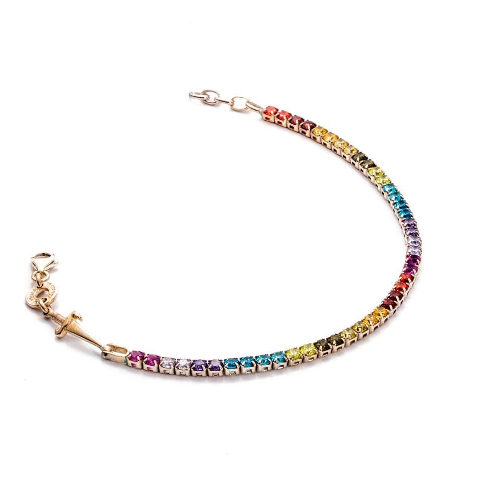 bracelet homme bijoux Cesare Paciotti JPBR1235G
