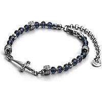 bracelet homme bijoux Cesare Paciotti JPBR1329B